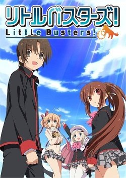 Little Busters! (sub)